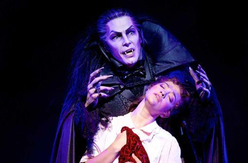 Die Vampire wollen  bald     wieder zubeißen
