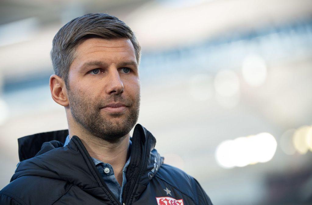Thomas Hitzslperger bleibt dem VfB Stuttgart erhalten. Foto: dpa
