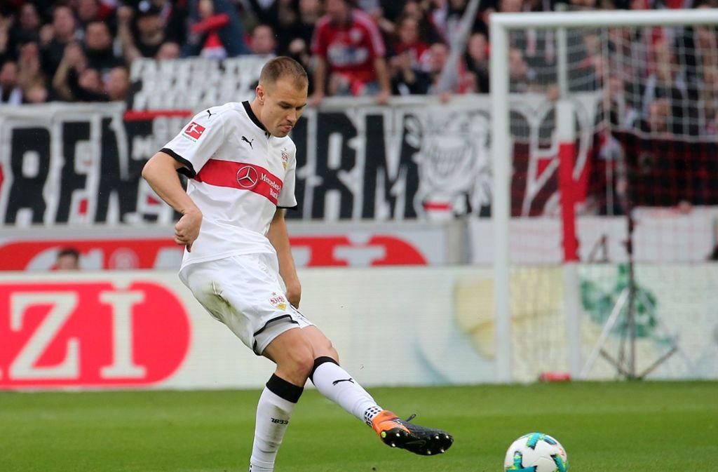 Holger Badstuber bestritt bisher 27 Bundesligaspiele für den VfB. Nun sollen weitere hinzu kommen. Foto: Baumann