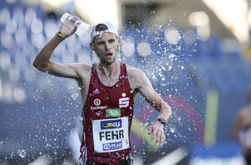 """Marcel Fehr: """"Als Athlet fühlt man sich oft ausgeliefert"""""""