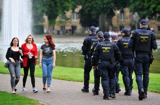 Die Polizei als politischer Spielball
