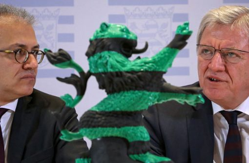 Endgültiges Ergebnis: Schwarz-Grün kann weitermachen