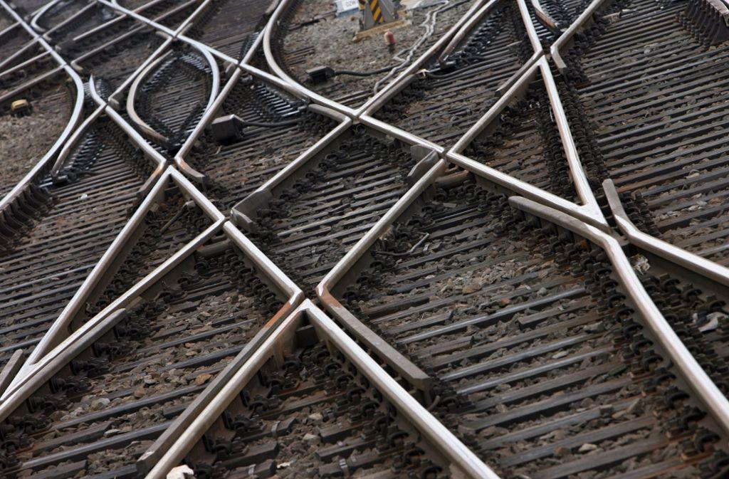 Die Finanzierung des  zweigleisige Bau der sogenannten großen Wendlinger Kurve an der Neubaustrecke Stuttgart-Ulm ist beschlossen. Foto: dpa