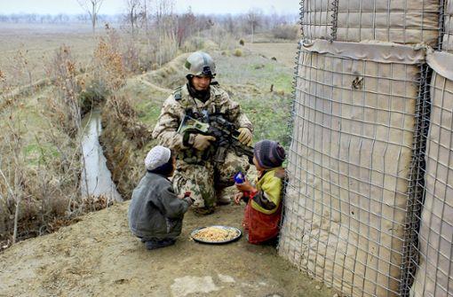 Wie ein Ex-Soldat  den Einsatz in Afghanistan erlebt hat