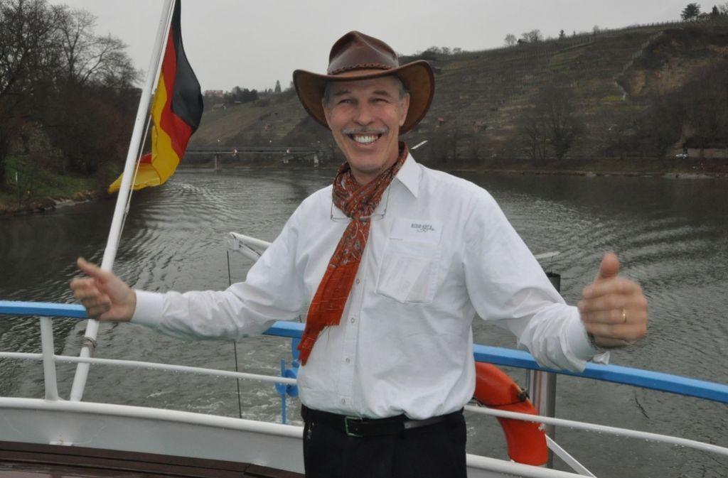 Wolfgang Thie blickt optimistisch in die Zukunft. Foto: Georg Linsenmann