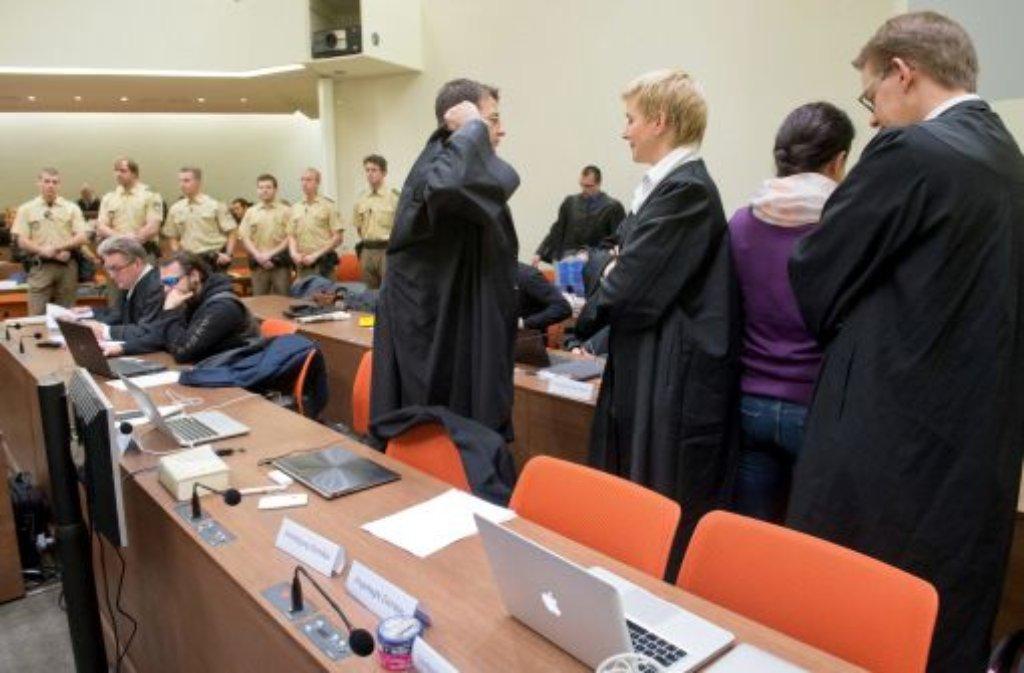 Am Mittwoch soll die Mutter von Beate Zschäpe in den Zeugenstand treten.  Foto: dpa