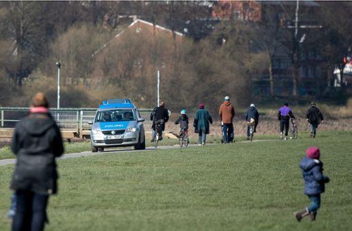 Ein unerlaubtes Picknick im Grünen kostet 250 Euro