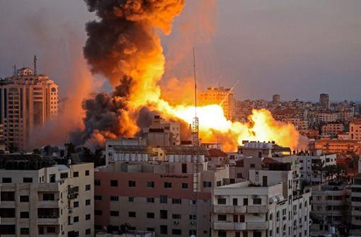 Israel greift Hamas-Tunnelnetz an - Feuerpause nicht in Sicht