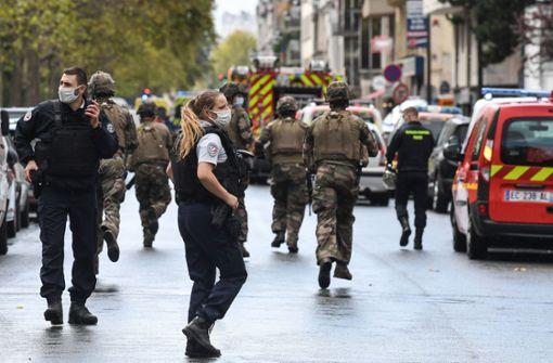 Anti-Terror-Fahnder übernehmen Ermittlungen