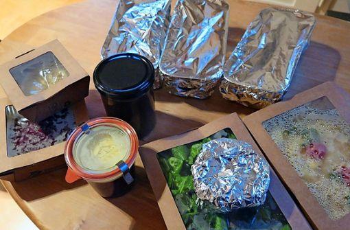 Essen to go beschert Abfallflut