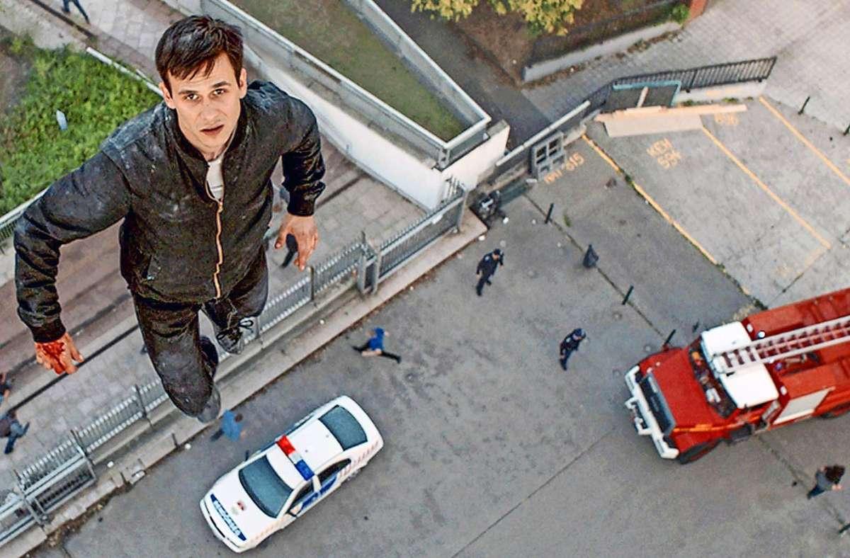 Aryan (Zsombor Jeger) kann schweben. Foto: Proton Cinema/Match Factory/KNM/Rév Marcell