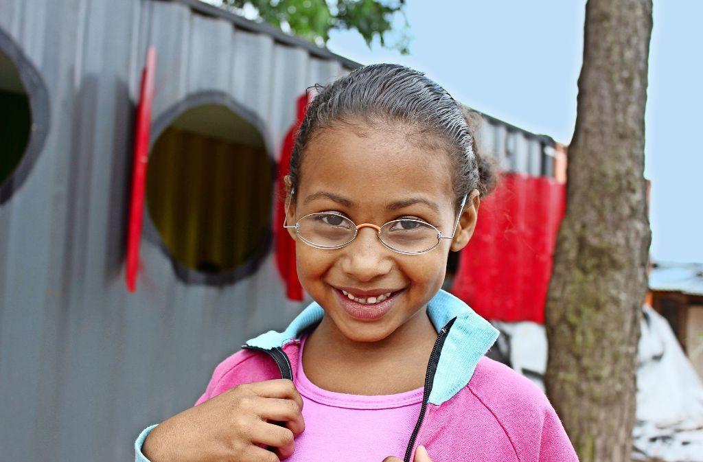 Eine Brille für alle: in Burkina Faso läuft das Erfolgsprojekt seit vier Jahren. Foto: Ein-Dollar-Brille e.V.
