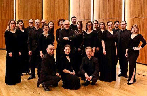 Der Württembergischen Kammerchor gibt sich am 25. November die Ehre.