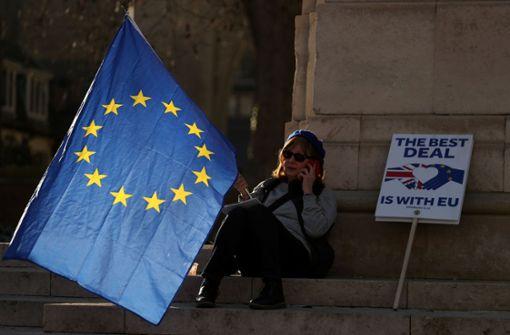 Brexit-Chaos hält viele Unternehmen in Atem