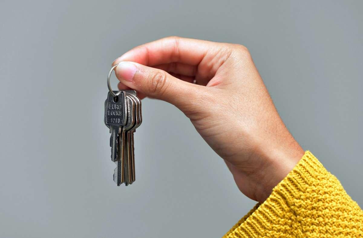 15 Wohnungsvermittlungen sind das Ziel in diesem Jahr. Foto: dpa/Martin Schutt
