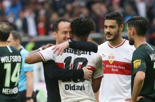 Hier können Sie den VfB live verfolgen
