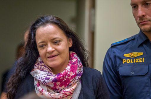 Beate Zschäpe ins Frauengefängnis Chemnitz verlegt