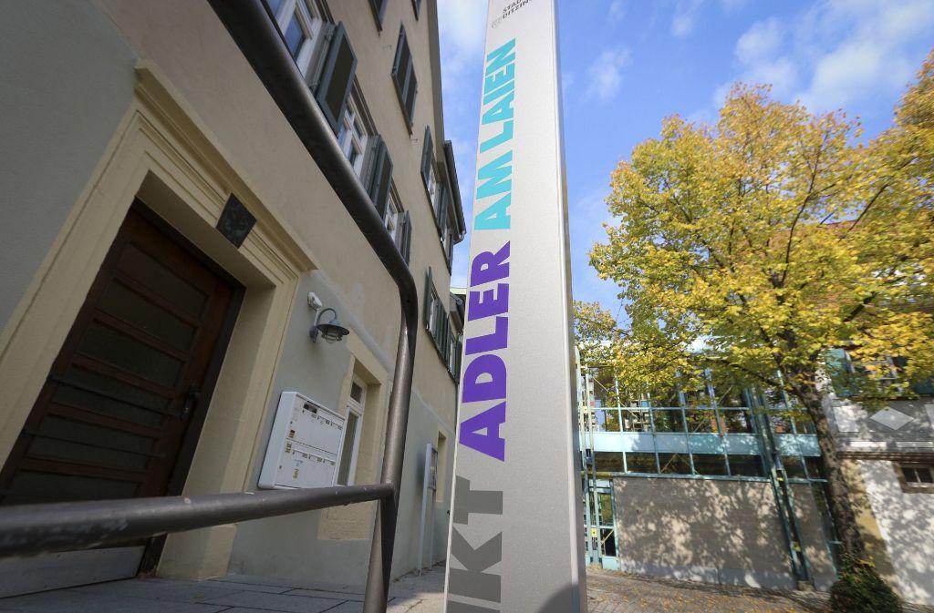 Das Gebäude in der Ditzinger Ortsmitte soll künftig allen Altersgruppen offen stehen. Foto: factum/Granville