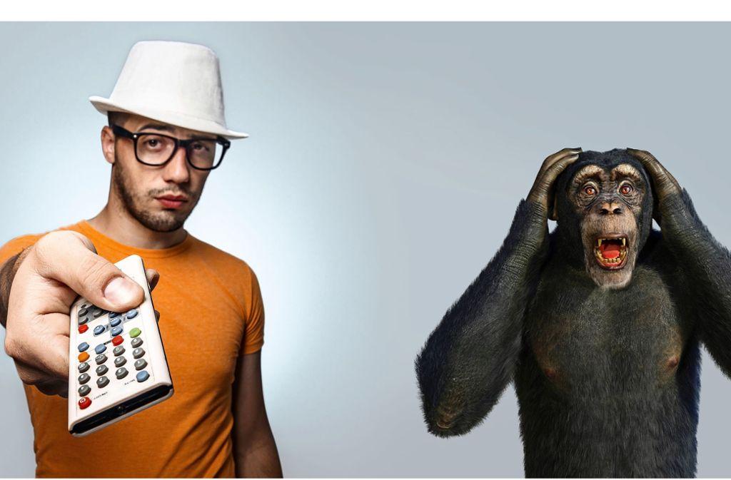 Fotofallen in Afrika haben mehr als 600000 Video von Affen und anderen Tieren aufgezeichnet. Bei der Auswertung helfen interessierte Laien. Fotos: Alen-D - stock.adobe.com Foto:
