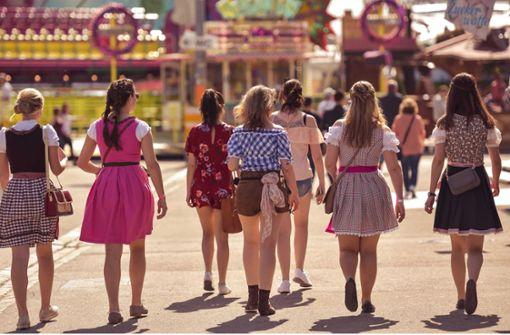 Frühlingsfest geht mit Besucherrekord zu Ende