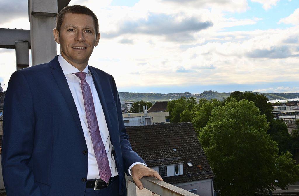 Bernd Odörfer war seit 2017 Direktor am Amtsgericht. Foto: Janey Schumacher