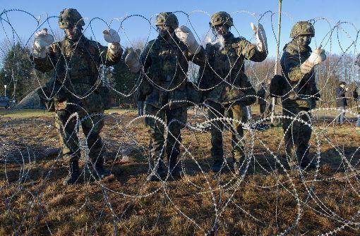 Bundeswehr soll auch Behinderte rekrutieren
