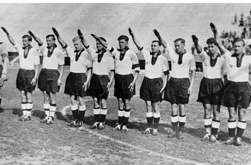 Die Bundesliga in der NS-Zeit