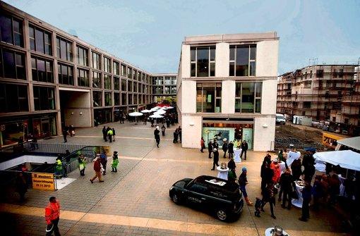 Auf dem Killesberg hat ein neues Stadtteilzentrum eröffnet. Foto: Horst Rudel