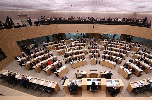 Landtagspräsidentin kritisiert rauen Debattenstil