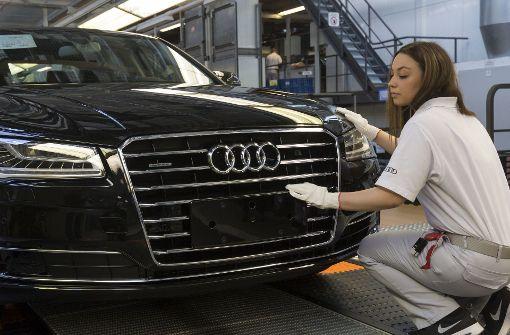 VW-Konzern verkauft im März mehr Autos