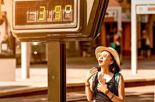 Sind Städte gerüstet  für Hitzewellen?