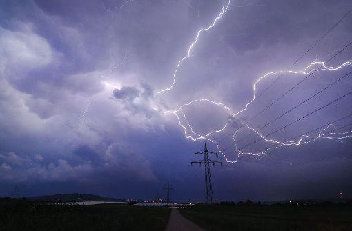Taubertal-Festival wegen Unwetter unterbrochen