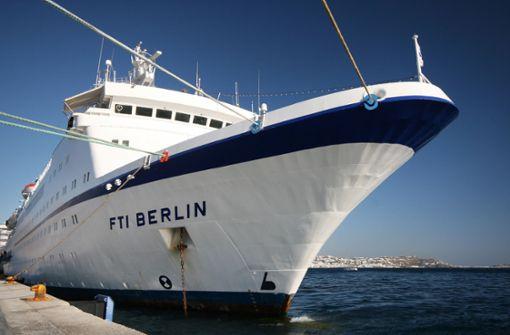 """Kreuzfahrtschiff MS Berlin wird zur """"Megayacht"""" umgebaut"""