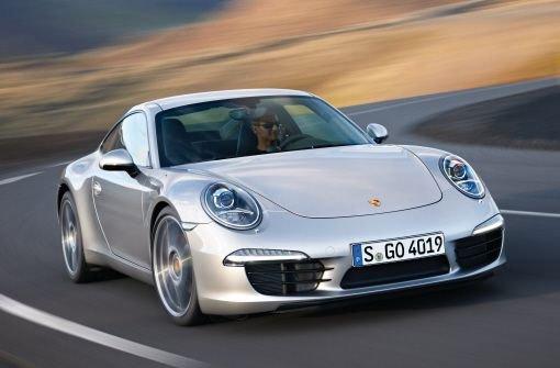 Porsche 911 feiert Weltpremiere