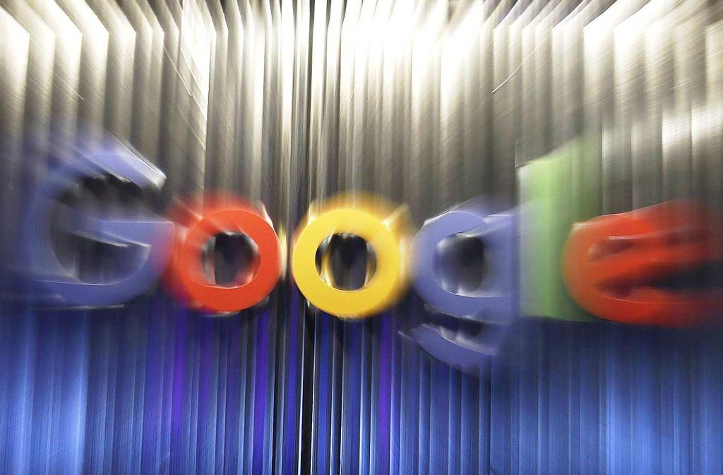 Google bietet den Business-Kunden seiner Cloud-Dienste künftig Apps und die Speicherung der Daten in Deutschland an. Foto: Lehtikuva