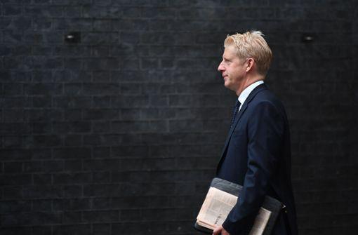 Ärger über Boris Johnson  - Bruder schmeißt Posten hin