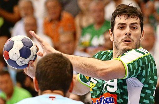 Ein Handballstar zwischen Himmel und Hölle
