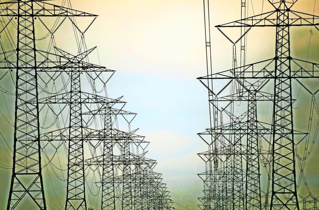 Oft ein Streitpunkt: Die Stromleitungen sind bei Anwohnern unbeliebt, aber für das Gelingen der Energiewende entscheidend. Foto: dpa