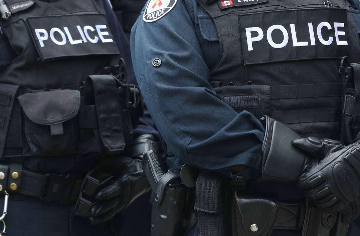 In Kanada ist ein 73-Jähriger nach einem Polizeieinsatz gestorben (Symbolbild). Foto: imago images / ZUMA Press/Creative Touch Imaging Ltd