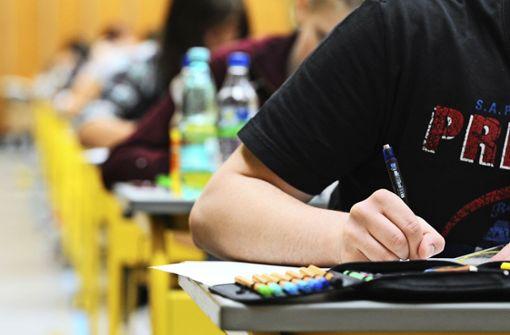 Abiturienten sorgen sich um ihre Zukunft