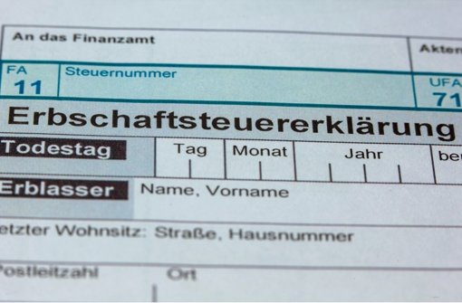 Union und SPD einig bei Erbschaftssteuer
