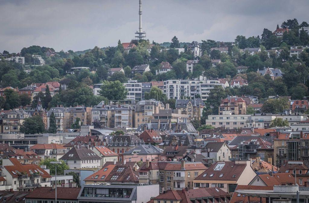 Wohnungen sind im Großraum Stuttgart Mangelware. Foto: Lichtgut/Max Kovalenko