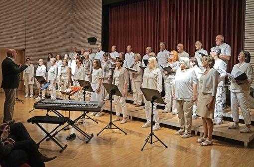 Der Neue Chor feiert Jubiläum mit einem Konzert