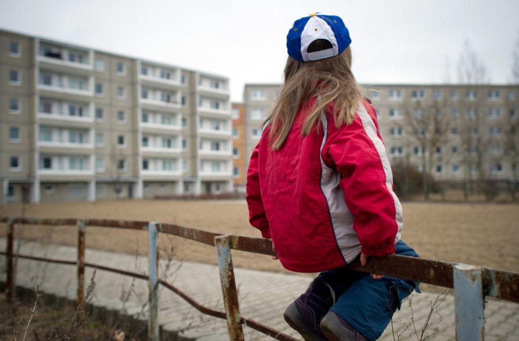 In Deutschland lebt jedes siebte Kind in einer Hartz-IV-Familie. Foto: dpa