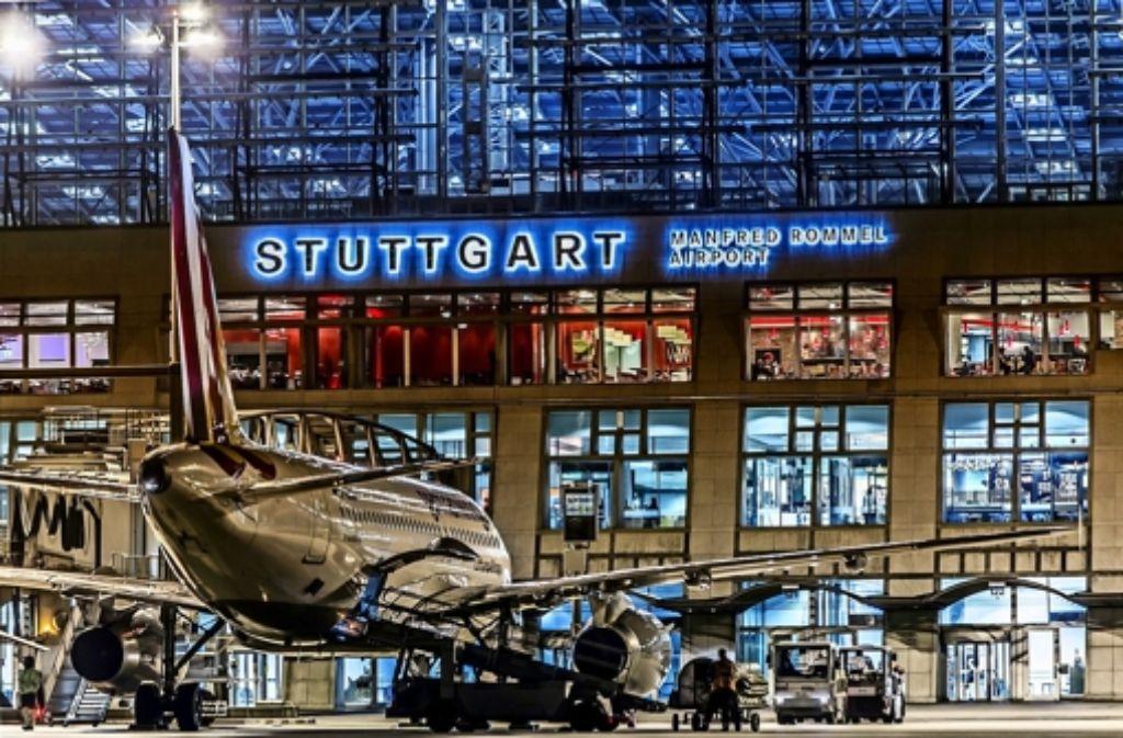 Neben der Messe ist für Leinfelden-Echterdingen auch der Flughafen ein Wachstumsgarant. Foto: FSG