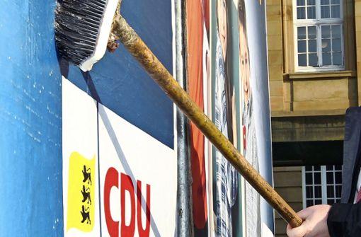 CDU-Basis ist noch immer aufgewühlt