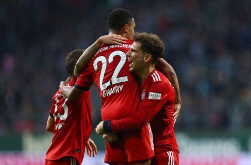 Bayern siegt dank Gnabry, Dortmund bezwingt Freiburg
