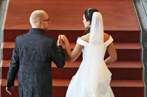 Hoffen auf den Hochzeitssommer