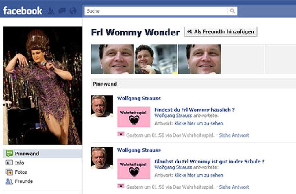 Kennenlernen durch facebook