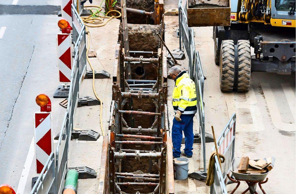 Die Bauwirtschaft im Südwesten ist nach eigenen Angaben leistungsbereit – trotz Corona. Foto: Lichtgut/Max Kovalenko